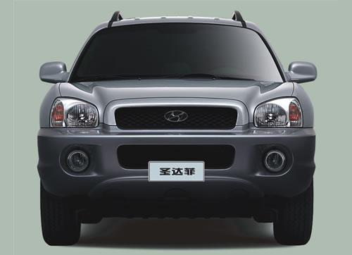华泰圣达菲1.8t车型装备的是上汽荣威1.8t涡轮增压汽油发动高清图片