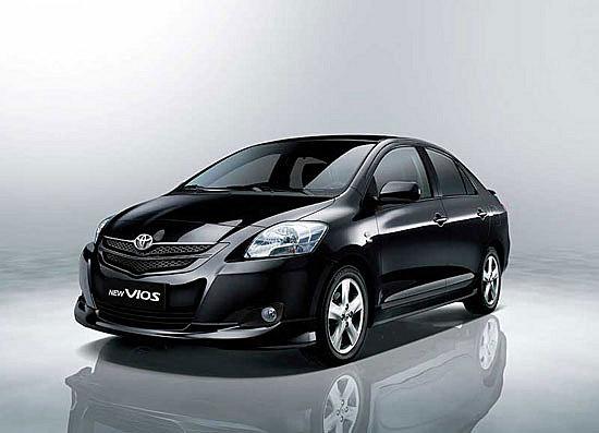 丰田新威驰官方降价7100元 4S最高再降7千高清图片