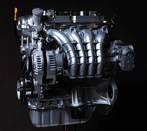 最强自主1.6发动机问世 详解海马VVT技术高清图片