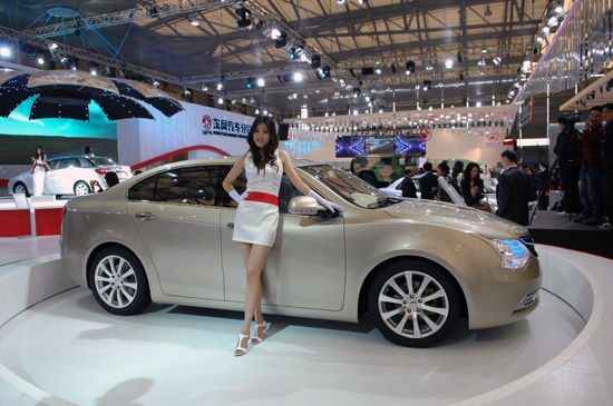 东风风神S30荣获 最优外观表现车型高清图片
