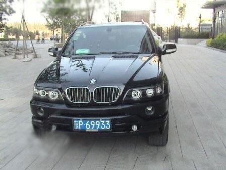 宝马X5整车专业改装