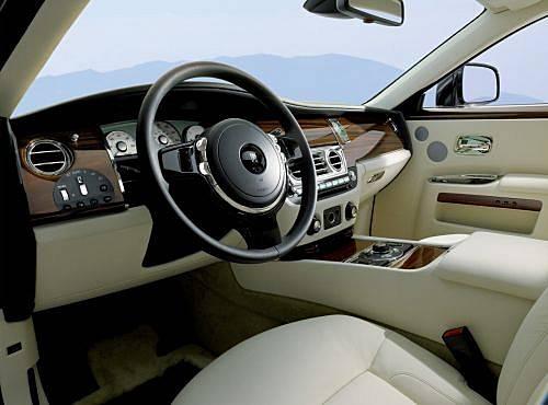 劳斯莱斯2011 Rolls Royce Ghost高清图片