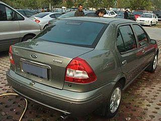 2003款嘉年华1.6自动豪华型