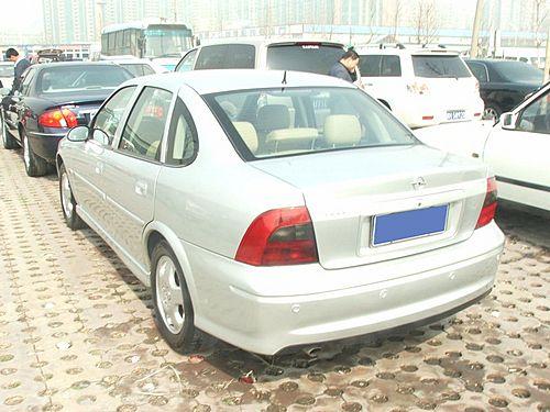 【出售北京二手银灰色2002款威达Vectra2.0图纸调节曝气池图片