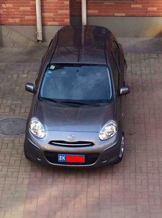 2010款玛驰 1.5L 手动易炫版