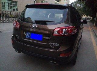 2009款全新胜达(进口) 2.7L 自动豪华型
