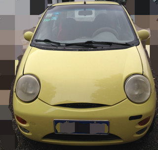 2006款奇瑞QQ3 0.8L 手动豪华型