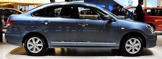 2009款轩逸 2.0L CVT豪华版