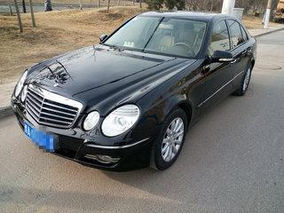 2007款奔驰E级 E200K 1.8L 自动优雅型