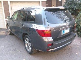 2007款汉兰达(海外) 3.5L 自动运动豪华版 7座