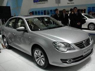 2011款宝来 1.6L 手动舒适型