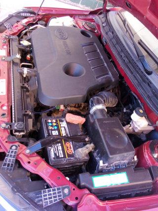 2011款比亚迪L3 锋畅版 1.8L CVT尊贵型