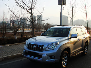 2010款普拉多(进口)(霸道) 2.7L 自动豪华版 7座