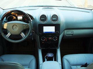 2008款奔驰M级 ML350 3.5L4MATIC豪华型