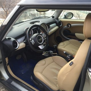 2007款MINI CLUBMAN 1.6 ATEXCITEMENT