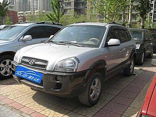 北京/途胜2006款2.0L 手动0L 5座时尚型...