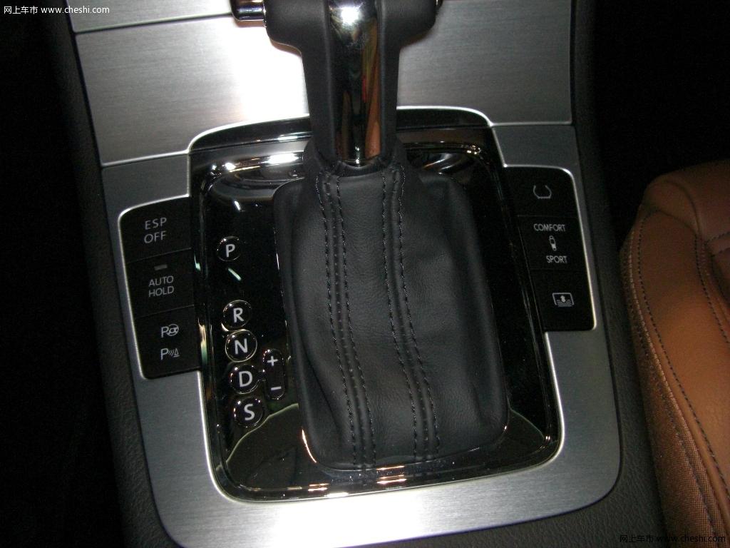 大众 Volkswagen CC 内饰图片 42110
