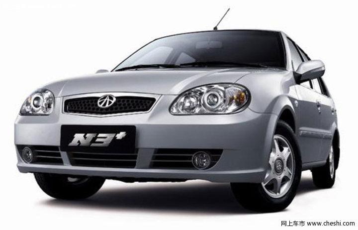 天津一汽 夏利N3+ 汽车图片壁纸-天津一汽 夏利N3 外观图片 39234高清图片