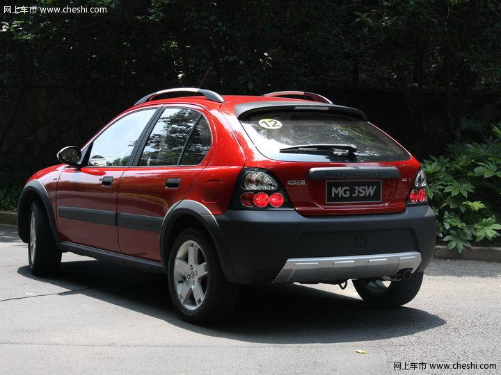 MG名爵 MG3 汽车图片壁纸-MG名爵 MG3 效果图图片 89985高清图片