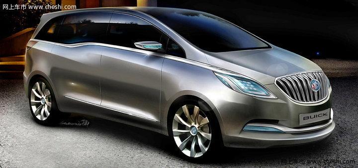 别克 GL8 汽车图片壁纸-别克 商务概念车上海车展全球首发 其它图图片高清图片