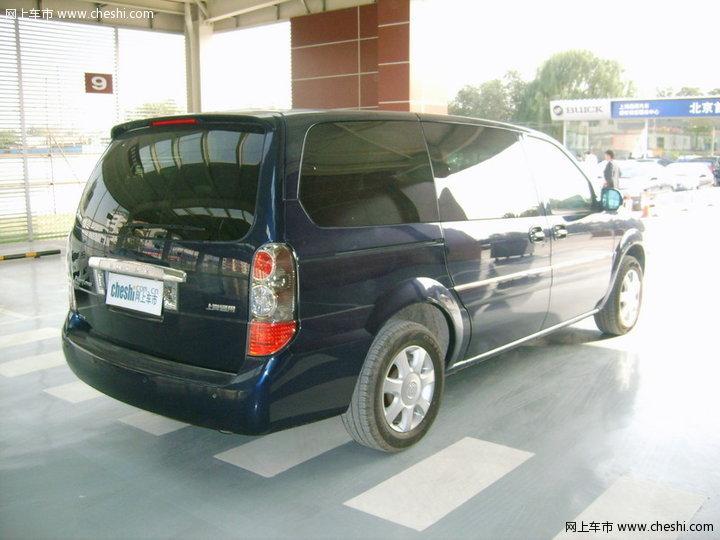 别克 GL8 汽车图片壁纸-别克 GL8 外观图片 8445高清图片
