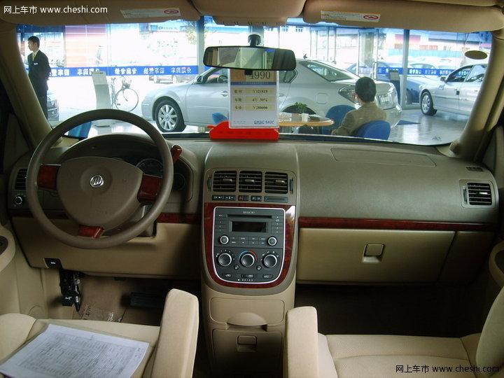 别克 GL8 汽车图片壁纸-别克 GL8 内饰图片 8312高清图片