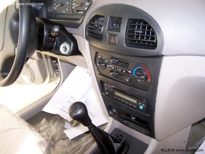 天津一汽 夏利N3 汽车图片壁纸-天津一汽 夏利N3 内饰图片 11113高清图片