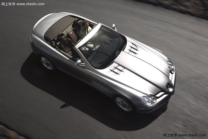 奔驰 slr 效果图图片 35635 网上车市高清图片