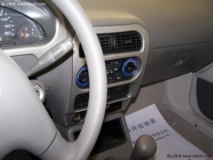 天津一汽 夏利A+ 汽车图片壁纸-天津一汽 夏利A 内饰图片 10387高清图片