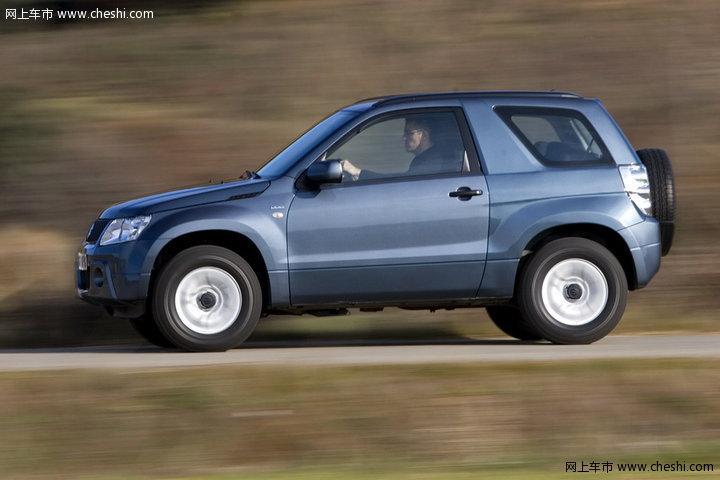 铃木(进口) 超级维特拉 汽车图片壁纸-铃木 超级维特拉 效果图图片 高清图片