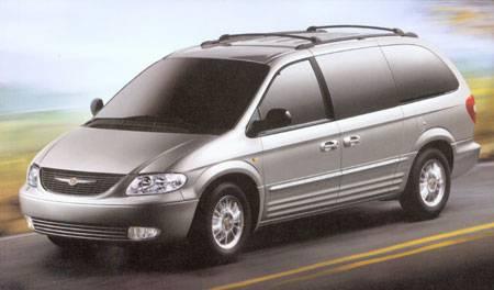 2004款克莱斯勒大捷龙搭上降价末班车 高清图片