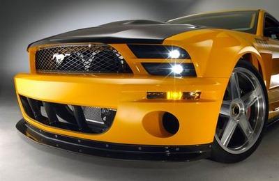 福特野马Mustang GT R 一高清图片