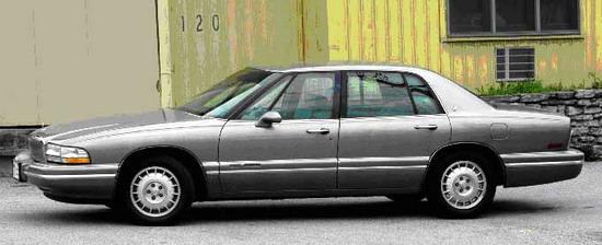 图为1996 park avenue 林荫大道 上驰过的金高清图片