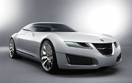 萨博推出概念车主题滑雪板约售7500元人民币 高清图片